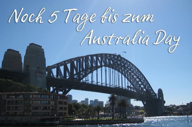Let's celebrate Australia Day