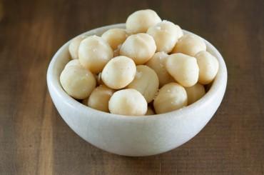 Australische Macadamia Nüsse