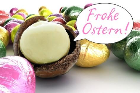 Frohe Ostern 2014 wünscht euer Australian Macadamias Deutschland Blog Team