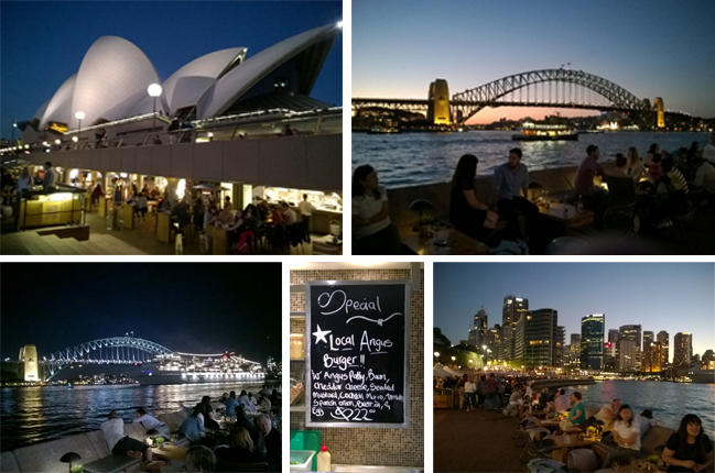 Der perfekte Geburtstag in Sydney- Gastbeitrag von Olf S.