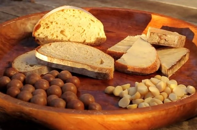 Macadamia Butter selber machen