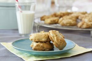 Macadamia Cookies, Australische Macadamia Nüsse