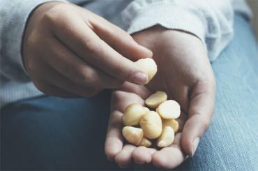 Vitamine und Mineralstoffe in Macadamias