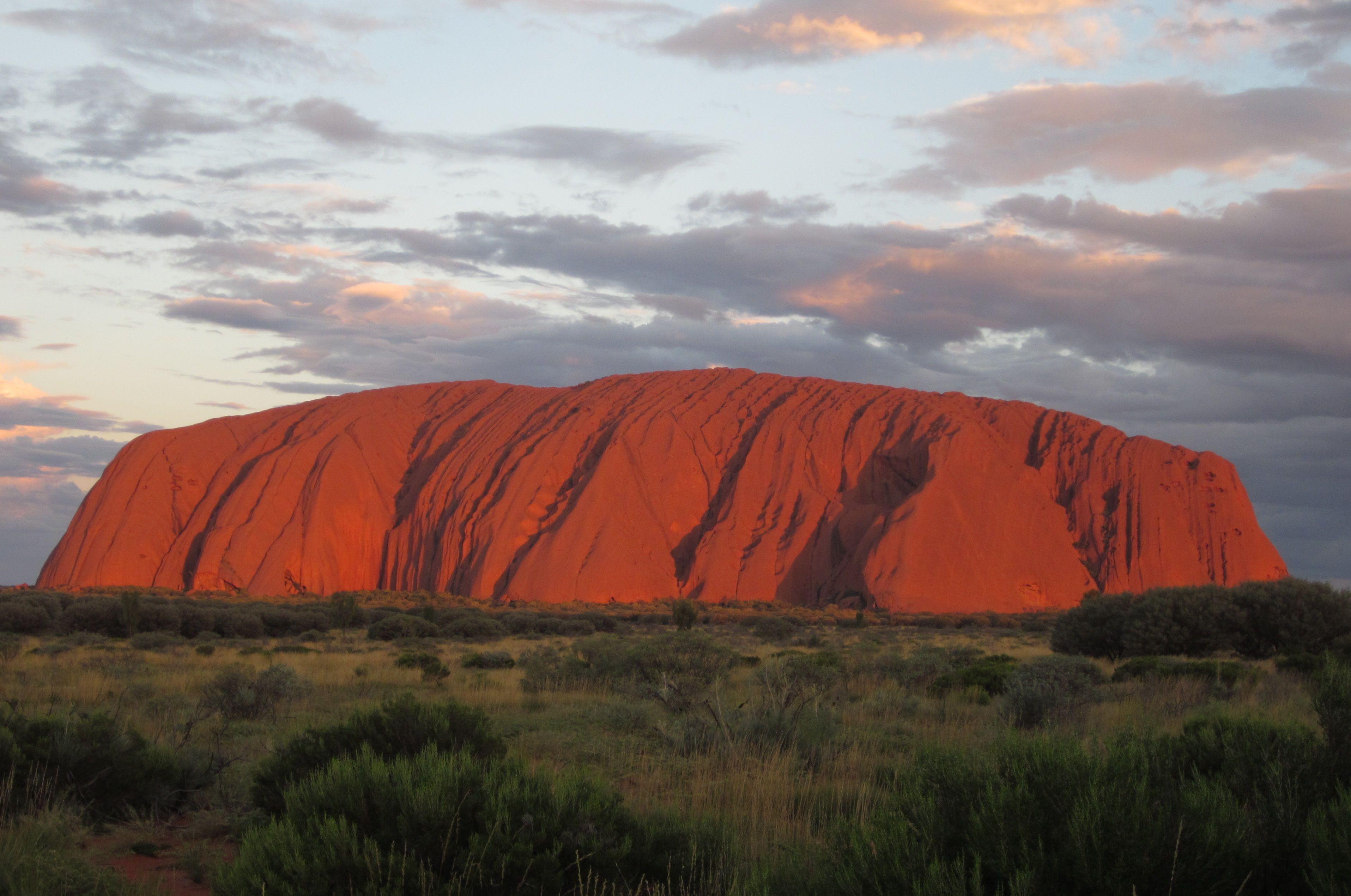 Ayers Rock: Roter Riese im Herzen Australiens