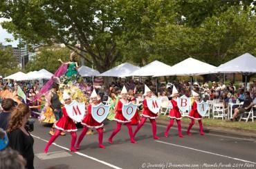 Melbourne's Moomba Waterfest – ein Happening rund ums Wasser