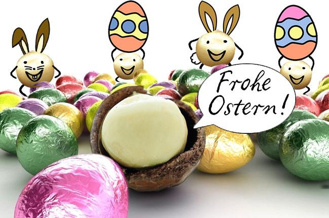 Die Eiersuche kann beginnen – mit unserem Macadamia Oster-Special!