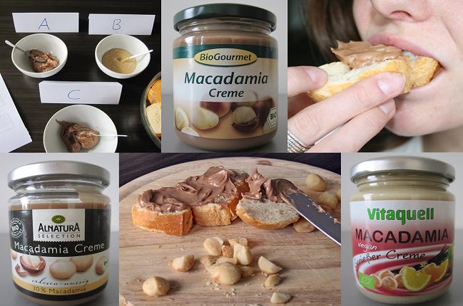 Macadamias als Brotaufstrich? Wir haben den Test gemacht