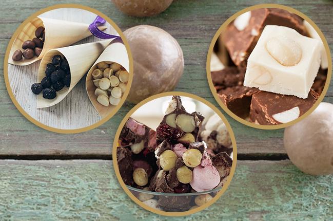 Schokolade mit Australischen Macadamias – ein ganz besonderer GeNUSS