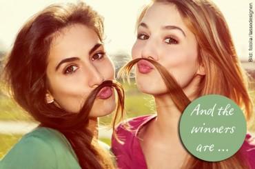Gewinnerbekanntgabe: Freunde fürs Leben