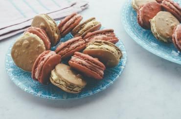 Macadamia Macarons