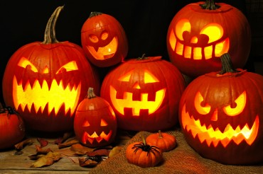 Halloween in Down Under