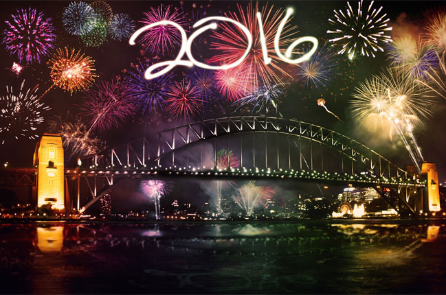 So feiert Australien Silvester
