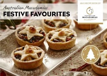 Unser Nikolausgeschenk für euch: Gratis Kochbuch mit weihnachtlichen Macadamia-Rezepten