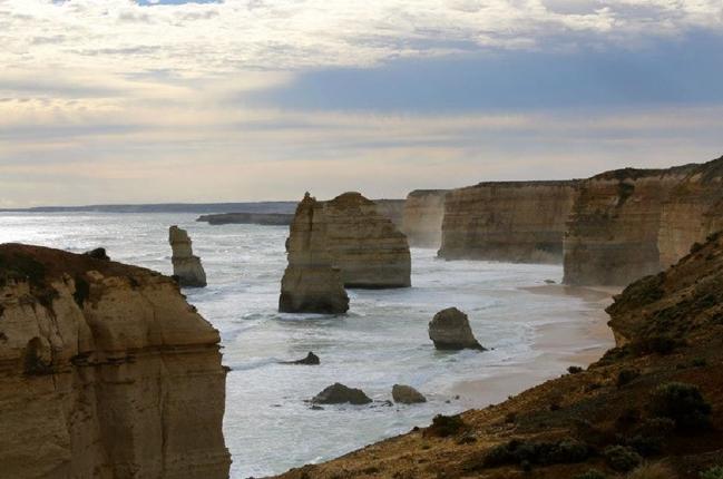 Australien begeistert nicht nur die Touristen mit beeindruckenden Küsten.