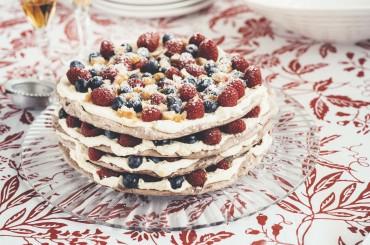 Pavlova: Die Baiser Torte aus Australien