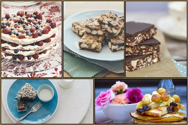 Desserts im Aussie-Style