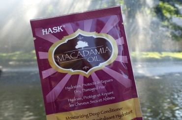 Store Check Vol. 8: Macadamia Haarkur im Test