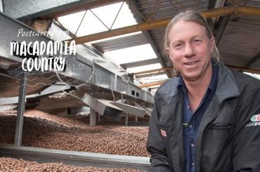 Macadamia Insights: Unser Farmer Trev