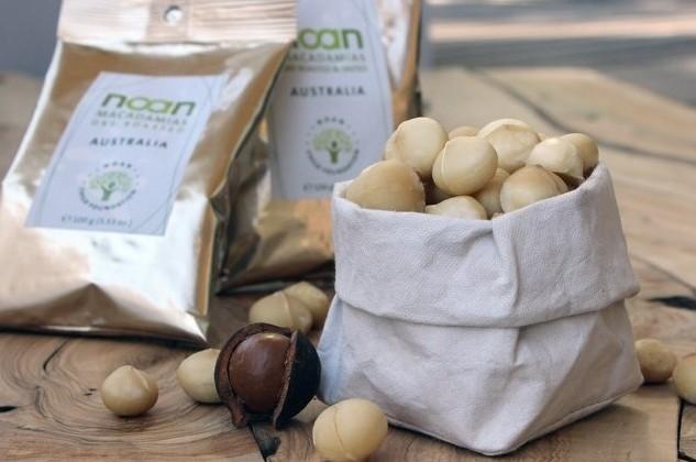 Fein & fair: Australische Macadamias von NOAN