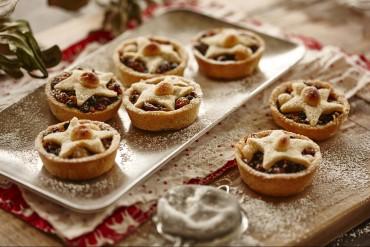 Weihnachtliche Macadamia-Obst Mince Tarts