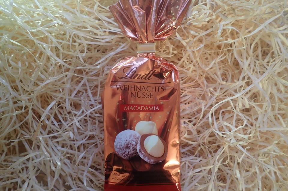 Gewinnspiel: Lindt Weihnachts Macadamia-Nüsse