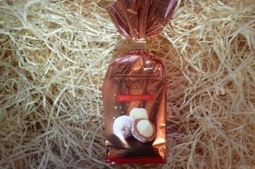 Gewinnspiel: Geröstete Nugat-Schoko-Macadamias von Lindt