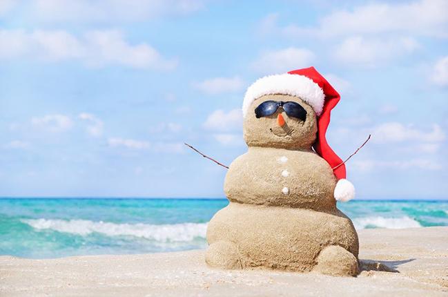 """"""" Christmas in July """" – Warum die Aussies das Weihnachtsfest zweimal feiern"""