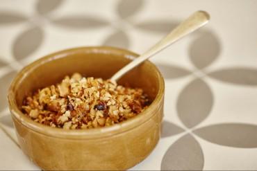Macadamia Topping