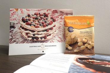 Gewinnspiel: Australian Macadamias Kalender 2017 & Seeberger Macadamias