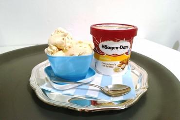 """Produkttest: """"Macadamia Nut Brittle"""" Eis von Häagen-Dazs"""