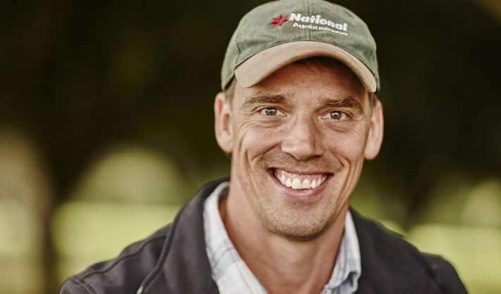 Macadamia Insights: Unser Farmer Garth