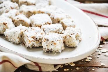 Macadamia-Kokos-Bites von TINY SPOON