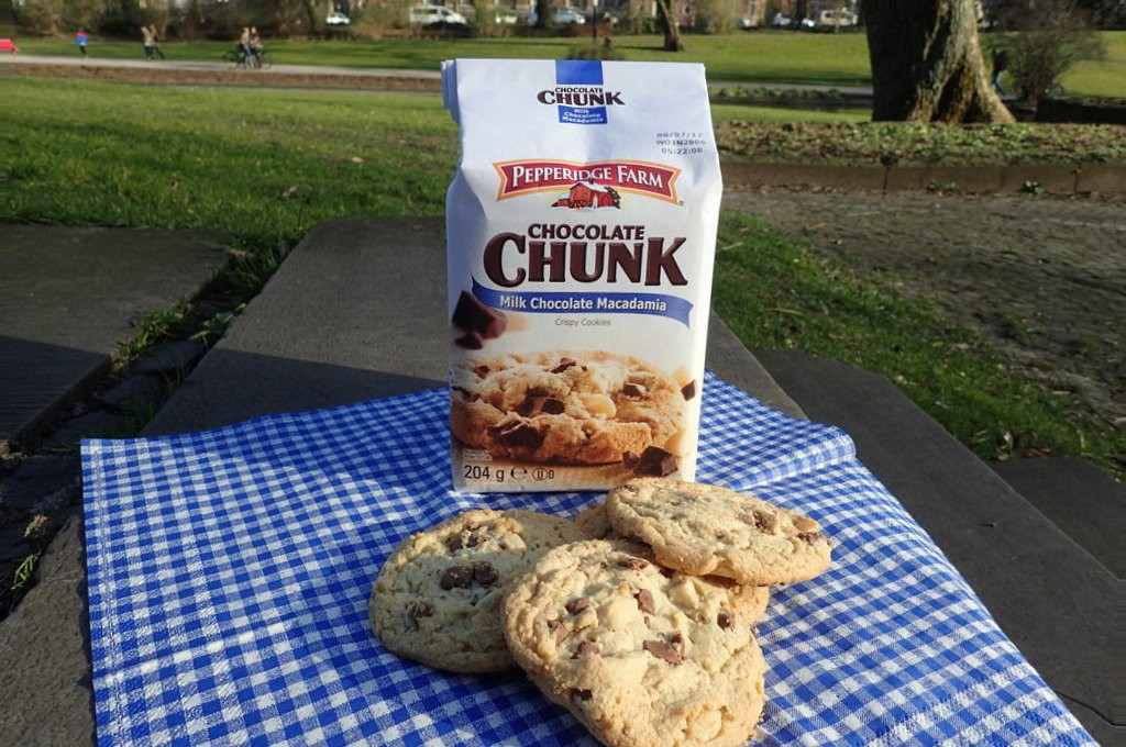 Produkttest: Pepperidge Farm Chocolate Chunk