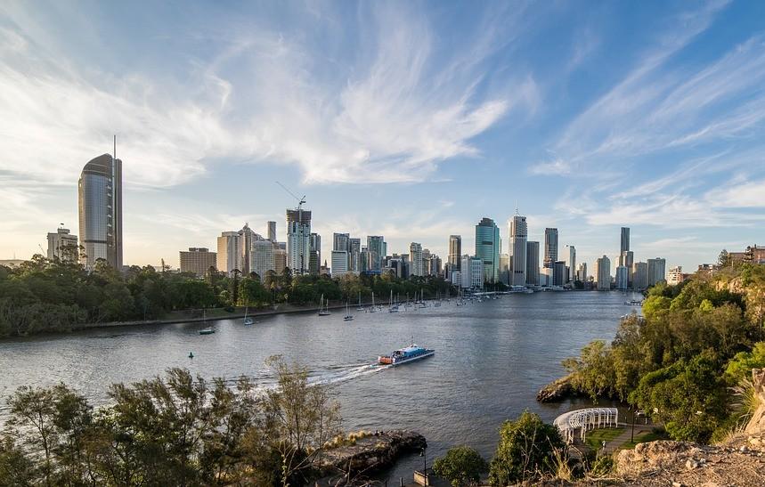 Australische Städte: Brisbane