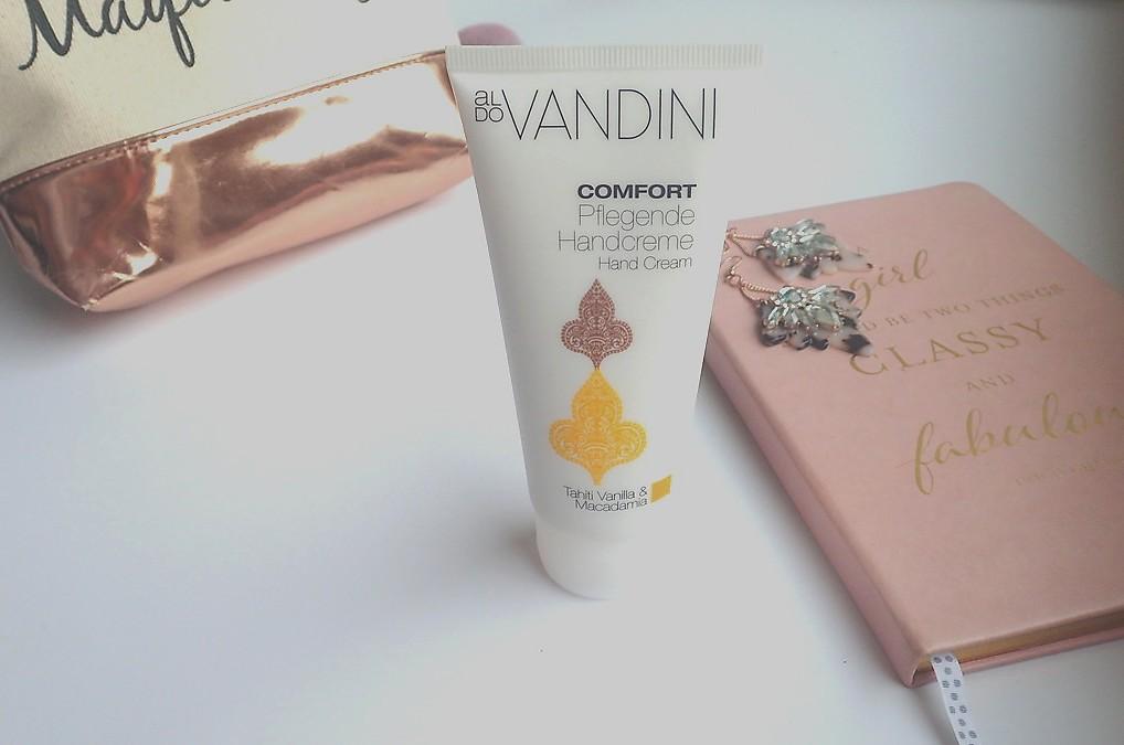 Store-Check Vol. 12 – Tahiti Vanilla & Macadamia Handcreme von Aldo Vandini