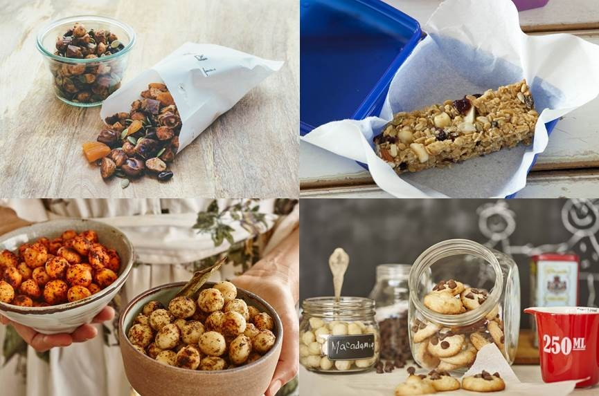 "Best of ""Macadamia Snacks zum Mitnehmen"""