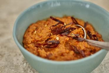 Macadamia-Chili-Marmelade