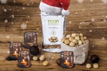 Adventsgewinnspiel Nr. 3: Knackige Macadamias von NOAN