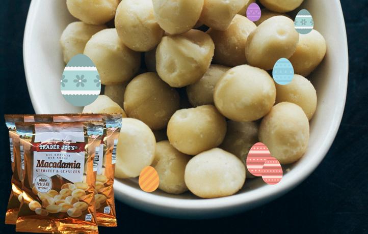 Oster-Gewinnspiel: 3x Trader Joe's Macadamias