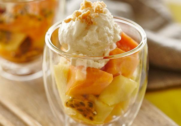Leckere Frühlingsideen mit Macadamias und Obst
