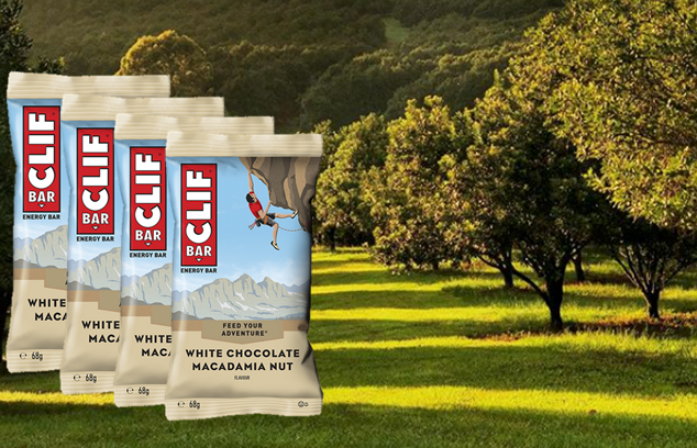 Produkttest: Clif Bar mit Macadamias