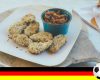 WM-Snacks mit Macadamias