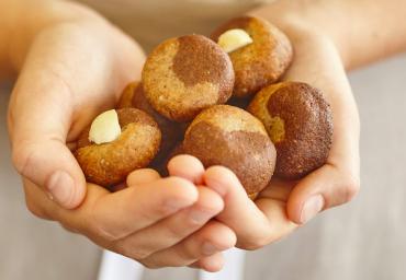 Macadamia-Fudge aus nur drei Zutaten