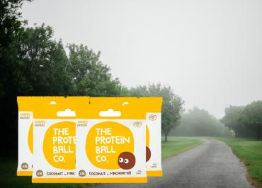 Produkttest: Protein Balls mit Macadamias