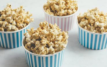 Herzhaftes Sommer-Popcorn