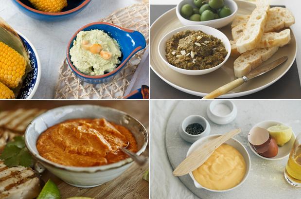 Die besten Macadamia-Dips