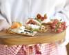 Silvestersnack: Leckere Macadamia-Käse-Canapés