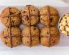 Glutenfreie Low-Carb-Brötchen mit Schokolade