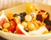 Sommerfrühstück mit Macadamias