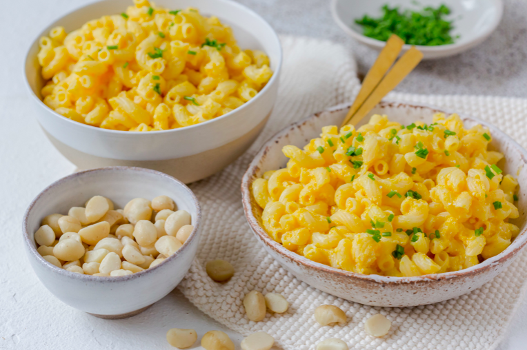 Vegane Mac'n'Cheese